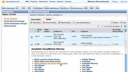 Memcached als Cloud-Dienst