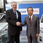 Sprit sparen: Toyota und Ford wollen gemeinsam Hybridantrieb entwickeln
