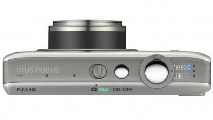 Canon Ixus HS 1100 mit 12fach-Zoom