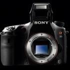 Sony: Spiegelreflexkameras ohne optischen Sucher