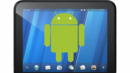 Gibt es bald einen Android-Port für HPs Touchpad?