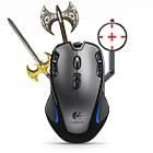 Logitech Gaming Mouse G300: Drei Profile und sieben Farben