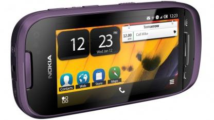 Nokia 701 mit Symbian Belle
