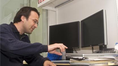 Franz Och leitet bei Google den Bereich maschinelle Übersetzung.