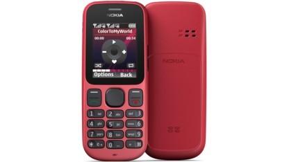 Nokia 101 mit Micro-SD-Kartensteckplatz