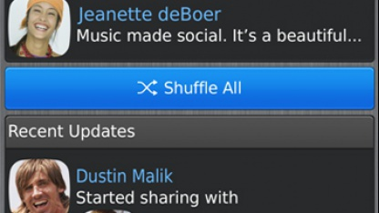 BBM Music: jeden Monat 25 Titel austauschen