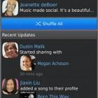 BBM Music: Musik teilen auf dem Blackberry