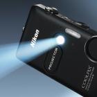Nikon: Projektor mit iPhone-Anschluss in der Digitalkamera