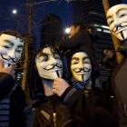 Großbritannien: Anklage wegen Beteiligung an Anonymous-Aktionen erhoben