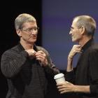 Tim Cook: Neuer Apple-Chef erhält 383-Millionen-US-Dollar-Bonus