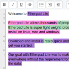 Schlank und schnell: Mehrbenutzereditor Etherpad Lite 1.0 veröffentlicht