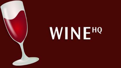 Wine erhält eine vollständige DIB-Engine.