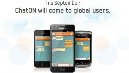 ChatOn startet im September 2011.