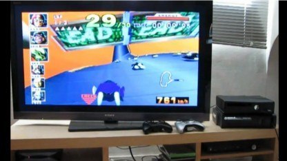 N64-Emulator auf einer Xbox 360