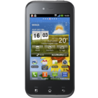 Optimus Sol: Android-Smartphone von LG mit Gingerbread