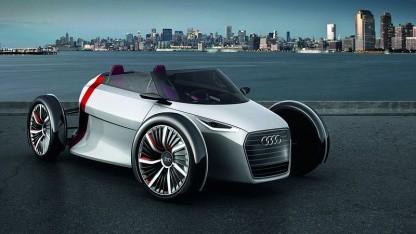 Urban Concept: Mischung aus Spaßmobil und Rennauto