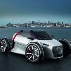 Urban Concept: Audi präsentiert futuristisches Elektro-Cabrio
