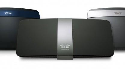 Linksys' E-Series Wireless-N Router E4200 ist bald erhältlich.