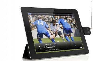 Elgato EyeTV Mobile macht das iPad 2 zum Fernseher.