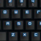 Gedämpfte Mechanik: Gaming-Tastatur Razer Blackwidow als Stealth Edition