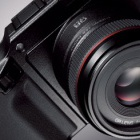 Ricoh GXR: Digitalkamera vereinfacht manuelles Scharfstellen