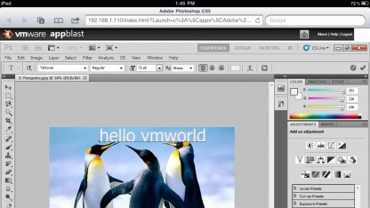 Appblast soll beliebige Applikationen in den Browser bringen.