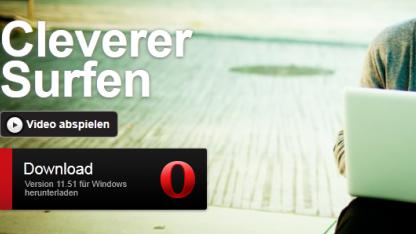 Opera 11.51 bringt Fehlerkorrekturen.