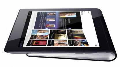 Das Sony Tablet S ist ab September 2011 erhältlich.