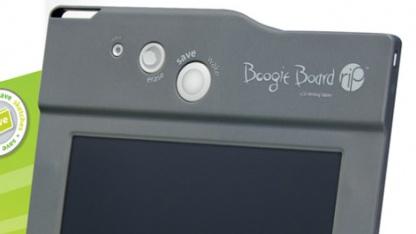 Boogie Board Rip: schreiben, speichern, löschen