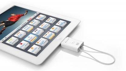 Belkins externer iPad-2-Fernsehempfänger Tizi go