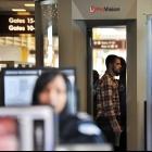 Nacktscanner: Körperscanner am Flughafen offenbar leicht auszutricksen