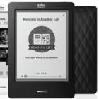 Kobo eReader Touch Edition: Bunter E-Book-Reader mit gesteppter Rückseite