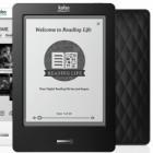 Kobo eReader Touch Edition: Bunter E-Book-Reader mit gesteppter Rückseite
