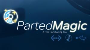 Linux-Rettungssysteme: Parted Magic 2012_3_24 behebt Fehler in Clonezilla