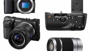 Bilder angeblicher Sony-Neuheiten