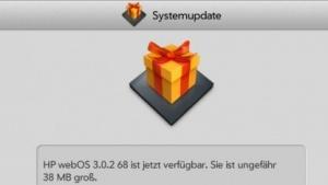Touchpad erhält WebOS 3.0.2.