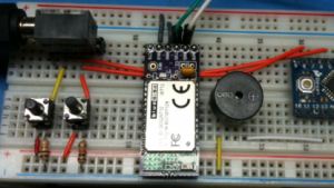 Bluetooth Morse Code Keyboard