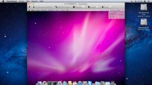 Teamviewer für Mac unterstützt nun auch Lion.