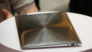 Asus' Ultrabook-Serie UX im Alugehäuse