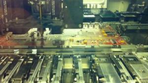 Amigaone-X1000 - Beta-Mainboard Nemo 2.1 in Produktion