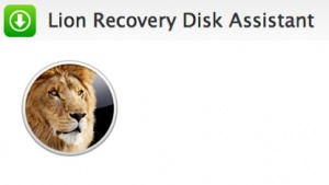 Download des Lion Recovery Disk Assistant