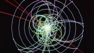 Simuliertes Higgs-Ereignis: Der eigene Rechner auf der Suche nach Higgs