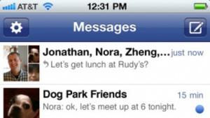 Facebook Messenger - Instant Messaging für unterwegs