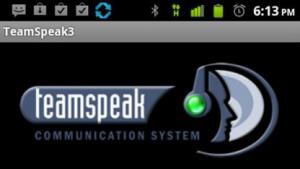 Teamspeak für Android ist noch eine Betaversion.