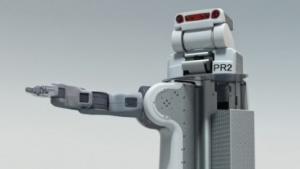 PR2 SE: Einarmige Variante des PR2