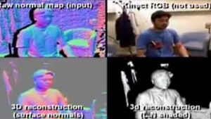 Microsoft Research: Kinect Fusion als Echte-Welt-Scanner
