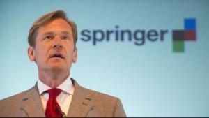 Springer-Chef Mathias Döpfner im März 2011