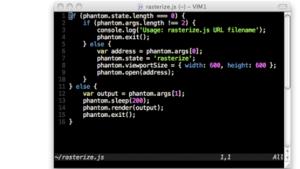 Headless Webkit: PhantomJS 1.8 mit Ghost Driver