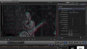 Umrissfunktion der Stereo3D Toolbox 3.0