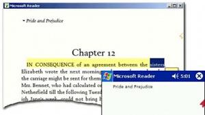 Microsoft Reader für Windows und Windows Mobile
